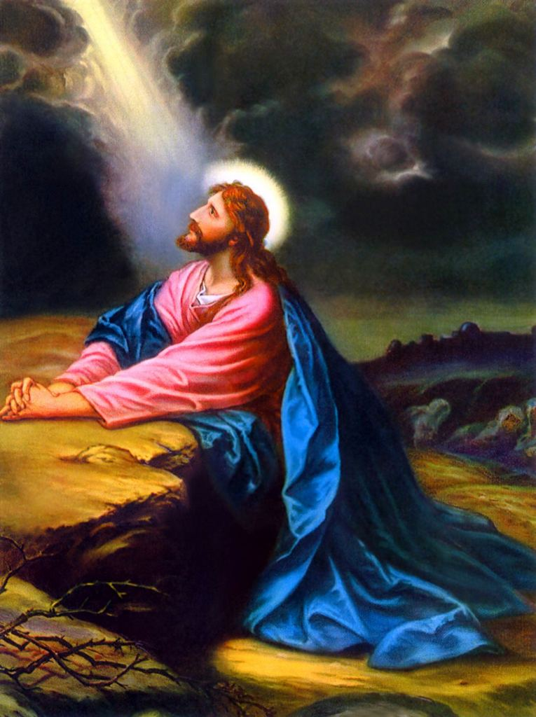 Молитва господу когда плохо